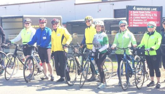 The 60+ Cycling Group of Westchester