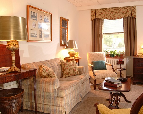 independent and assisted living at The Pines