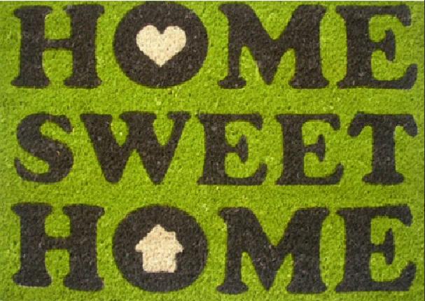 homesweet home doormat