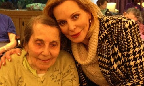 A Mother's Day Story: Anna and Betty