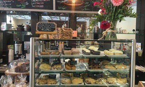 Nutmeg Cafe Brings Artisanal Baked Goods