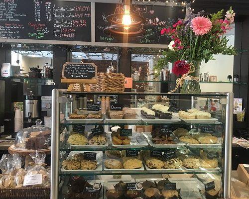 NUTMEG CAFÉ Brings Artisanal Baked Goods