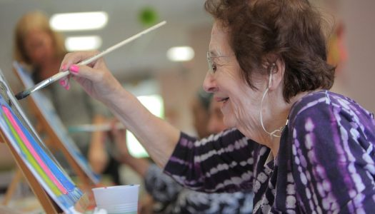 Creative Arts for Memory Care