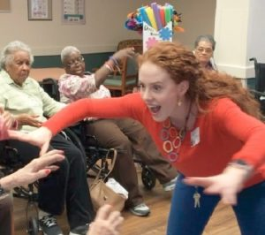 Dance Therapy: Enhancing Memory Care