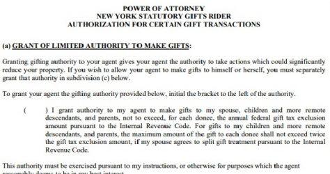 statutory gifts web image
