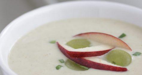 apple soup image